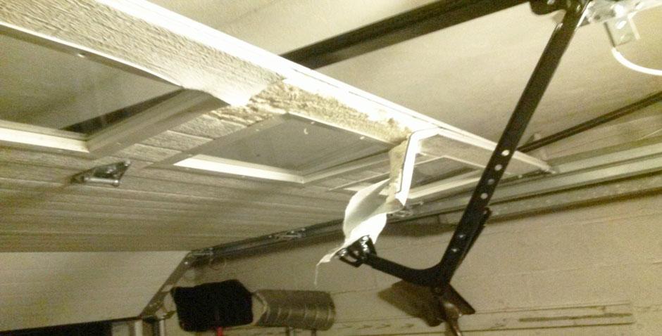 Broken Garage door repairs Ossining